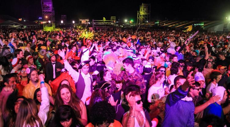 Se viene la fiesta de disfraces más grande de Latinoamérica | AGENCIAFE