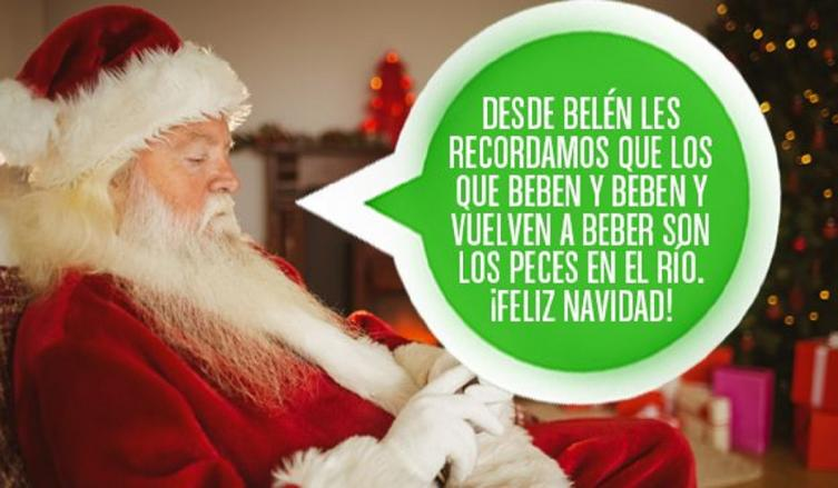 Frases Felicitacion De Navidad Original.Mensajes Originales Y Frases Para Felicitar La Navidad Por