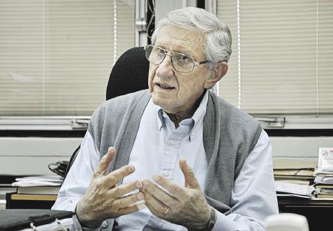 La UNL lamenta el fallecimiento del Dr. Alberto Cassano