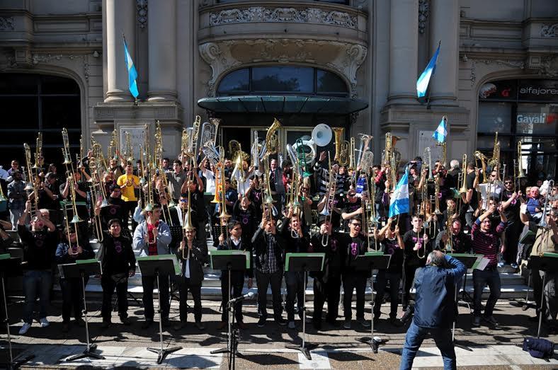 """Trombonanza es """"Fiesta Provincial del Trombón"""""""