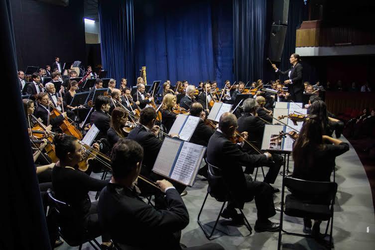 Conciertos de la Orquesta santafesina