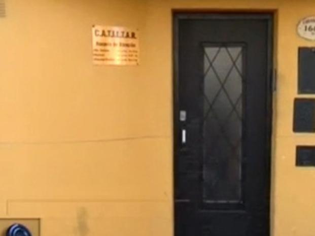Tres asaltantes robaron a punta de pistola en la sede de la Cámara de Titulares de Taxis