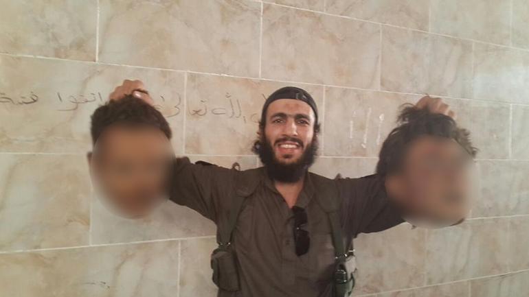 EEUU lanzó un video con atrocidades del ISIS para disuadir a sus potenciales adherentes
