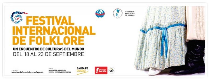 """Comienza el Festival Internacional de Folklore """"Argentina 2014"""""""