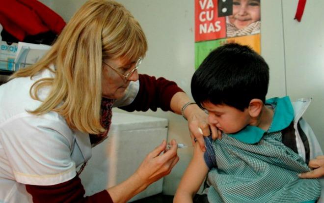 36 mil niños ya se vacunaron en la Provincia de Santa Fe