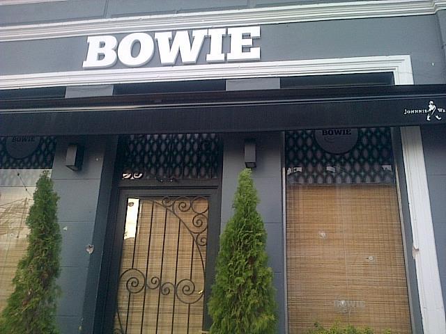 Caso Bowie: retuvieron las pistolas a dos policías