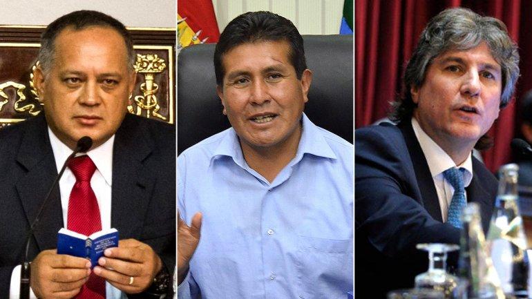Venezuela, Bolivia y Argentina, los peores en la región en transparencia parlamentaria