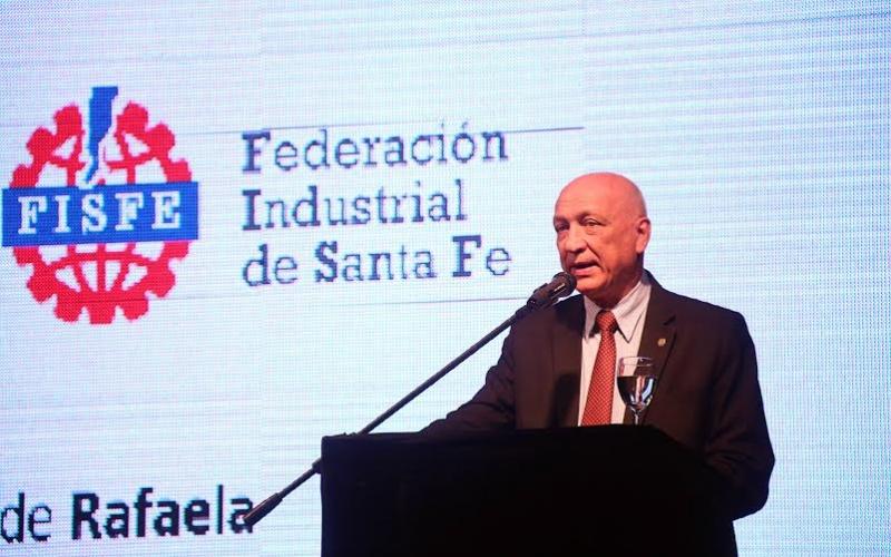 """""""El gobierno Provincial va a seguir promocionando al sector industrial, así como garantizando los derechos de todos los santafesinos"""""""
