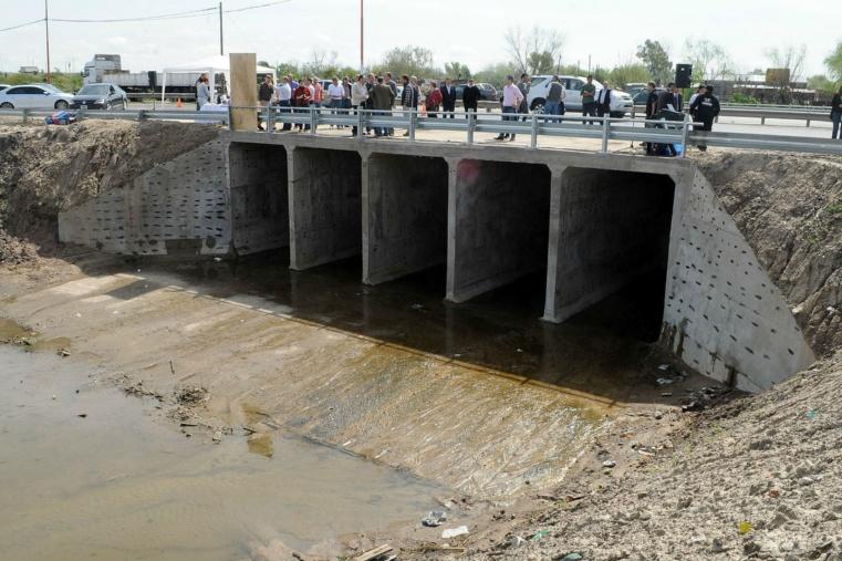 Más de 200 millones de pesos estarán destinadas a obras contra inundaciones