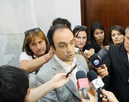 José Corral reclamó la presencia permanente de Gendarmería para la ciudad de Santa Fe