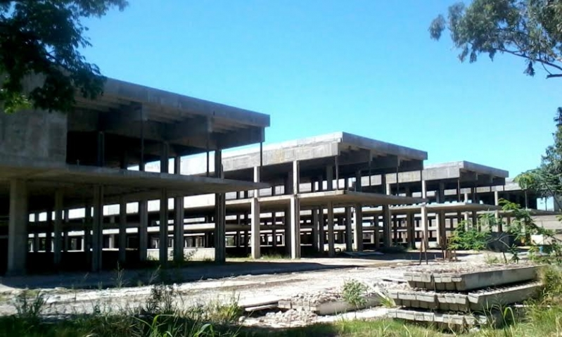 Continúan las obras en el nuevo Hospital Central de Reconquista
