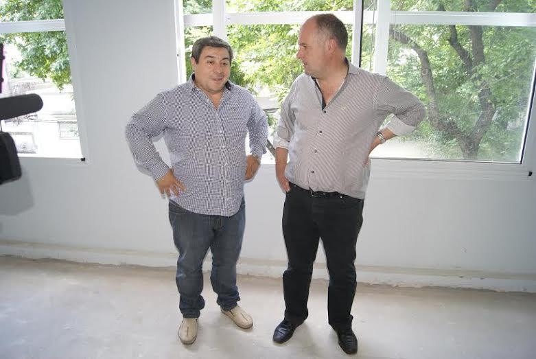 Jorge Henn visitó el Sindicato de Recolectores