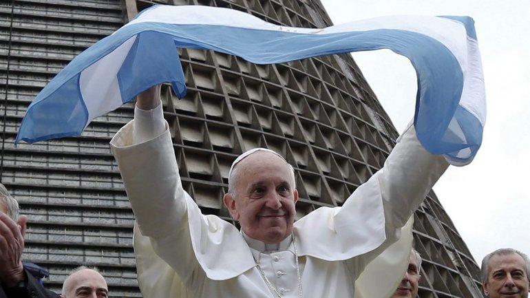 El Papa retrasó su visita a la Argentina