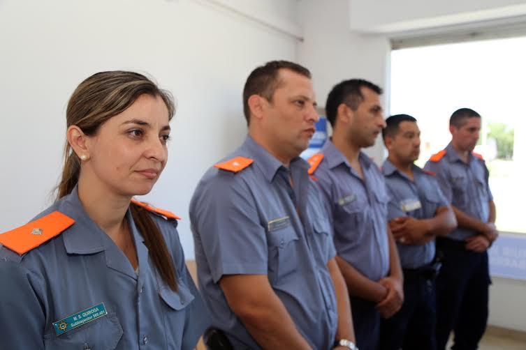 La Policía Comunitaria de Barranquitas rindió cuentas a los vecinos sobre lo realizado en el año