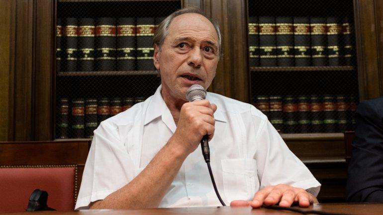 Raúl Zaffaroni defendió a Amado Boudou y aseguró que su procesamiento es