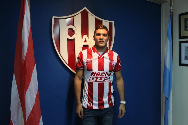 Fernando Coniglio es jugador de Unión