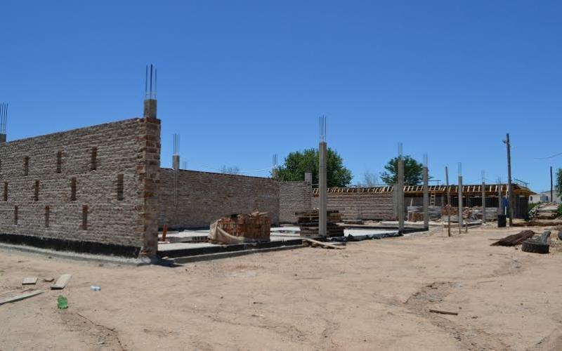 El Gobierno inicia la construcción de cuatro escuelas en Rufino, Recreo, Lehmann y Venado Tuerto