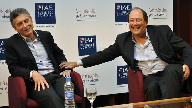 Sanz se negó a integrar una fórmula con Macri y buscará formar un