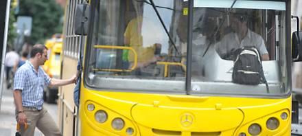 Rigen a partir del domingo las nuevas tarifas del Transporte Urbano de Pasajeros