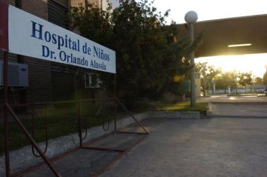 En el Hospital de Niños Orlando Alassia hubo 23 casos de picadura de alacranes en sólo 10 días