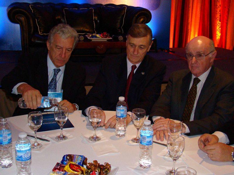 Binner participó de un encuentro sobre iniciativa empresaria-emprendedora