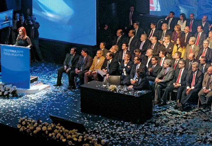 El gabinete de millonarios de Cristina de Kirchner