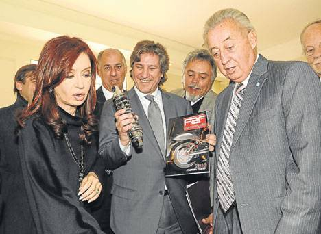 Boudou y su socio marplatense son acreedores de la empresa Cablevisión