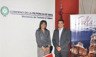 Santa Fe y Salta firmarán un convenio para incentivar el turismo sustentable