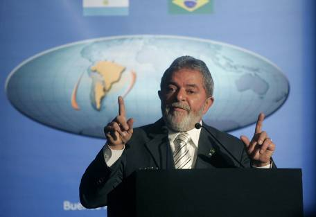 Le detectaron un tumor maligno a Lula