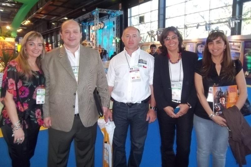 La ciudad de Santa Fe dice presente en la Feria Internacional de Turismo