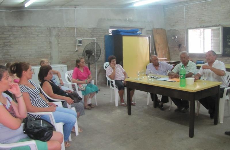 Recorrida por los barrios Mayoraz, Altos del Valle y Santa Rosa
