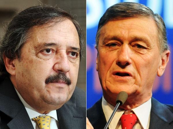 Binner y Alfonsín volverán a cruzarse en la Internacional Socialista
