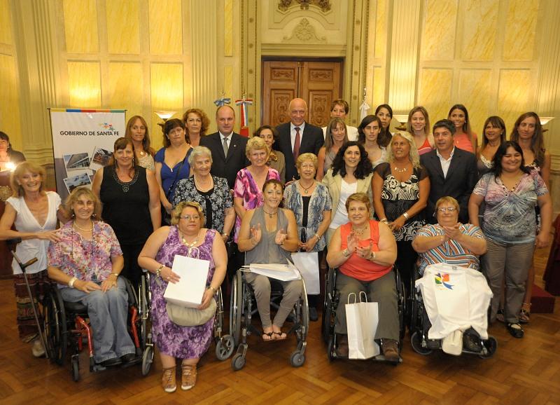 El Gobierno de Santa Fe homenajeó a mujeres con trayectoria olímpica y paraolímpica