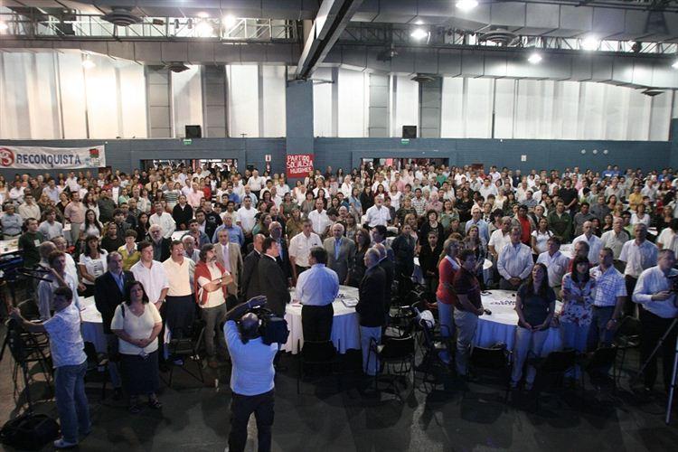 Con Binner, el socialismo debate sobre progresismo en Rosario