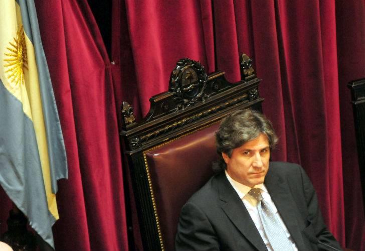 La oposición pide el juicio político contra Amado Boudou