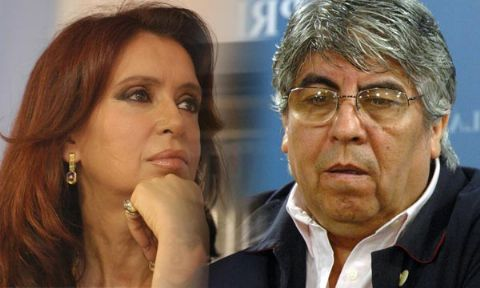 Moyano criticó a CFK por recibir a Waters: