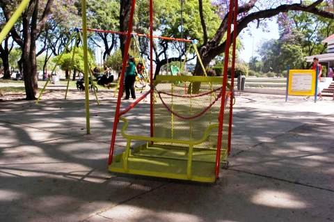 Oid Mortales Santa Fe Plantean Instalar Juegos Para Ninos