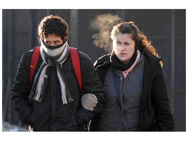 Santa Fe: Este domingo baja la temperatura y el cielo estará casi despejado