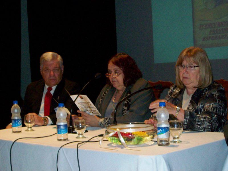 González anunció aportes por 400 mil pesos a museos de toda la Provincia de Santa Fe