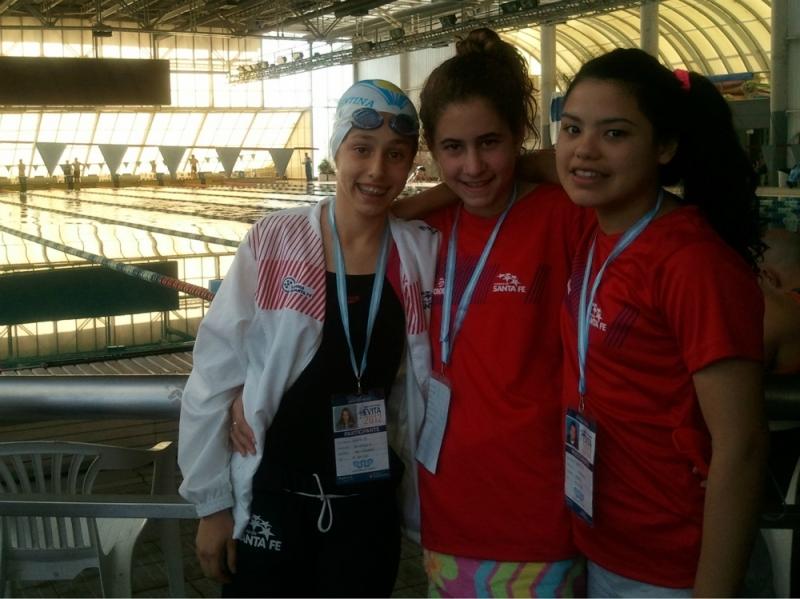 Santa Fe ya tiene medallas en los Juegos Nacionales Evita 2012