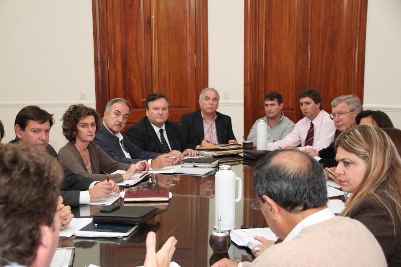 La Comisión de Obras Menores aprobó aportes para La Rubia, Colonia Rosa y Portugalete