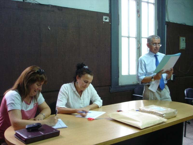 Presentaron tres ofertas para el cerco del loteo Ibarlucea