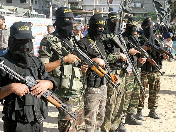 Hamas despliega fuerzas en frontera con Israel