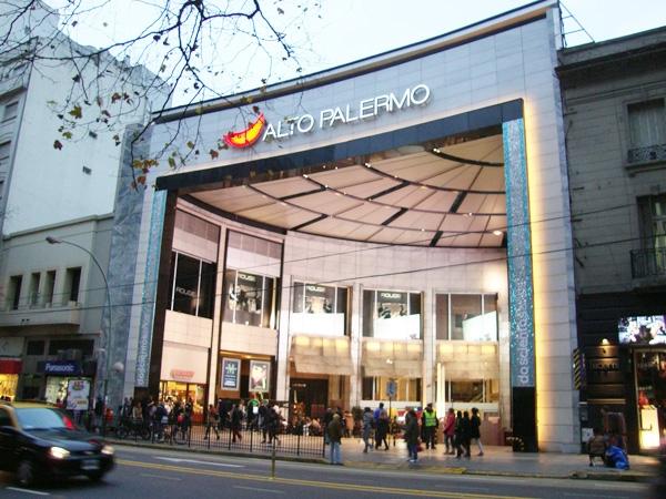 Asaltaron con ametralladoras una joyería en el Shopping Alto Palermo