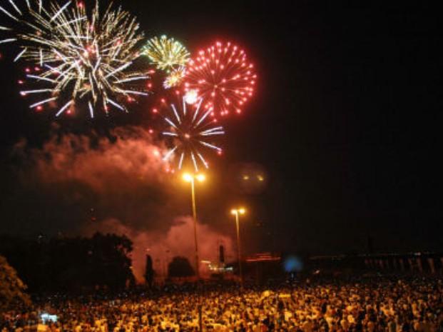 Boasso le pidió a la Municipalidad que no utilice fuegos artificiales en los actos públicos