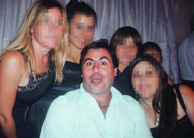 Detuvieron a Carlos Ascaíni en la localidad de Venado Tuerto