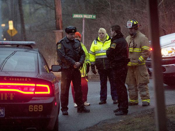 Cuatro muertos por un tiroteo en Pensilvania