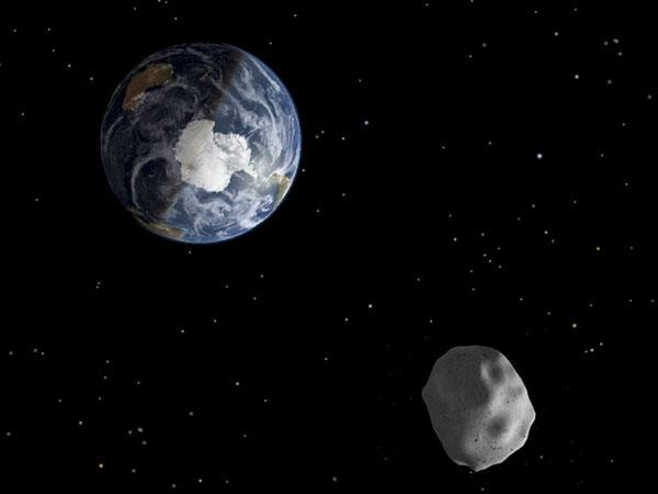 La Tierra ya está a salvo del asteroide DA14
