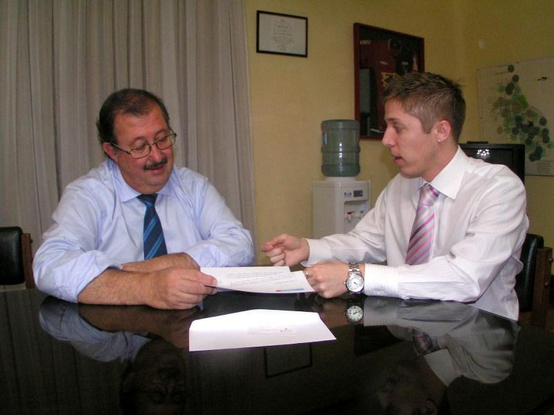 El Ministro de Salud Miguel Ángel Cappiello disertará en la Universidad de Harvard