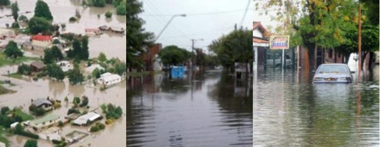 La Provincia de Santa Fe está en la región del mundo donde más cambió la forma de llover